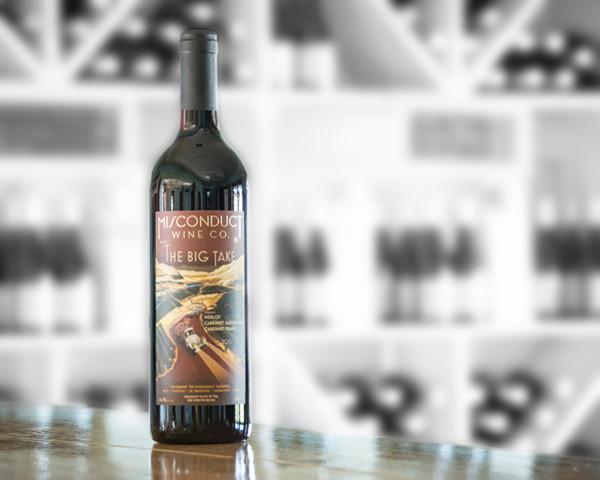 Misconduct Wine Co.